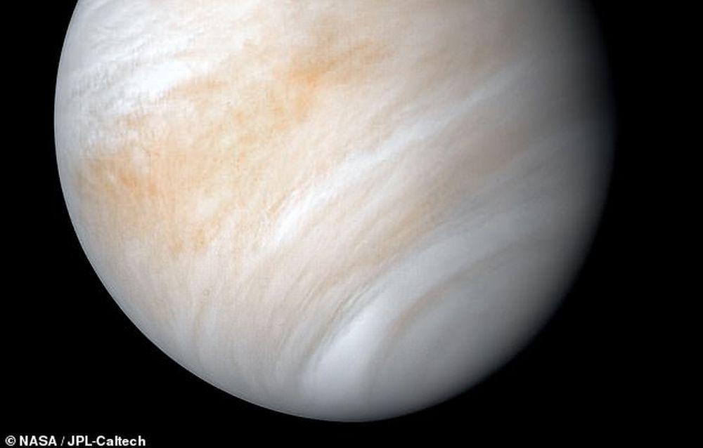 Удивительные ветра на Венере: направление зависит от времени суток.Вокруг Света. Украина