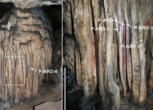 Что нарисовали неандертальцы в испанской пещере 65 тысяч лет назад