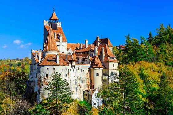 Топ-7 интересных фактов о замке Дракулы в Румынии.Вокруг Света. Украина