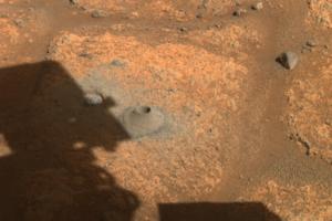 Марсоход Perseverance провалил первую попытку забора грунта