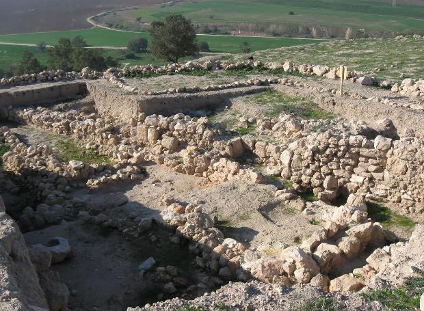 Израильские археологи выяснили, как захватчики взяли библейский город Геф.Вокруг Света. Украина