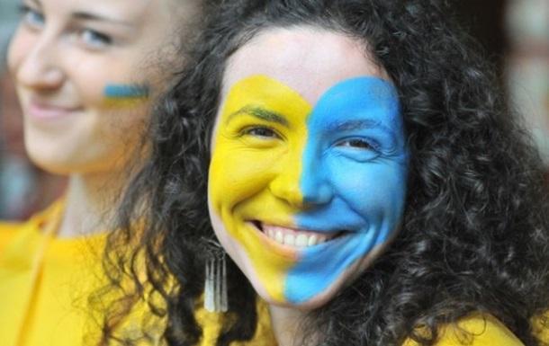 Три четверти украинцев считают себя счастливыми людьми.Вокруг Света. Украина