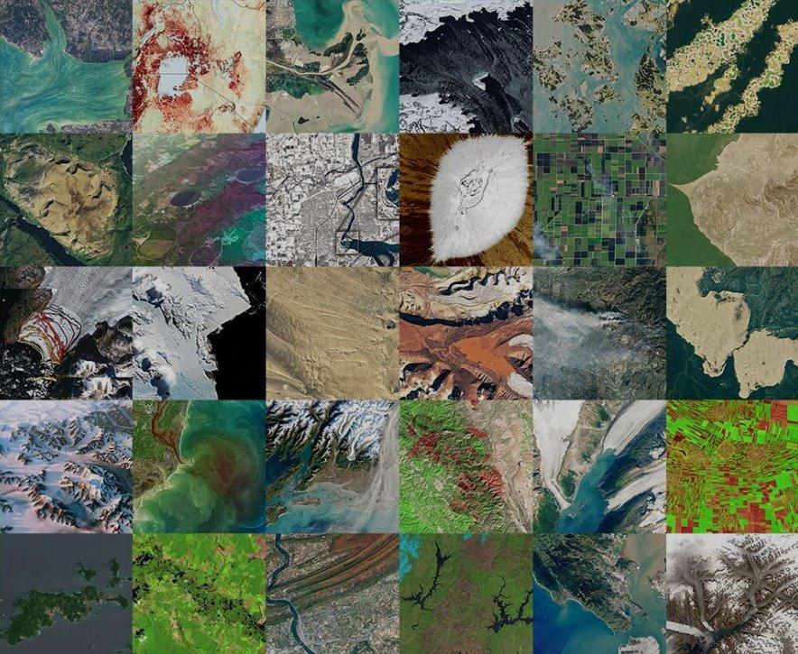 NASA показало, как менялась планета последние 50 лет.Вокруг Света. Украина