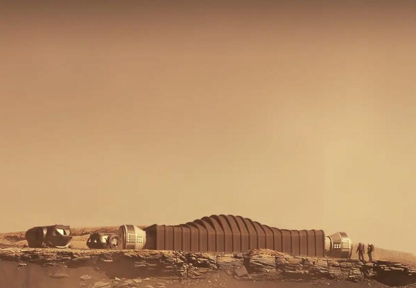 NASA ищет добровольцев для имитации марсианской жизни.Вокруг Света. Украина