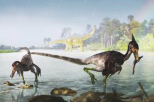 В Бразилии открыли новый вид пернатых динозавров