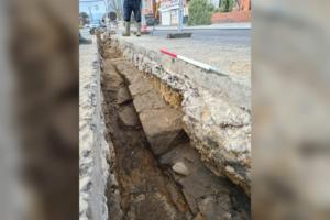 В Британии раскопали фрагмент пограничного вала Римской империи