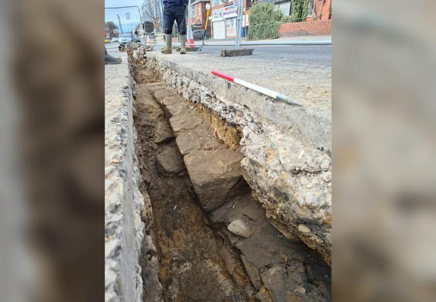 В Британии раскопали фрагмент пограничного вала Римской империи.Вокруг Света. Украина