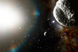 Обнаружен самый быстрый астероид: он ближе к Солнцу, чем Меркурий