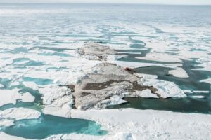 Возле Гренландии обнаружен самый северный остров в мире