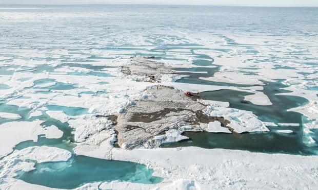 Возле Гренландии обнаружен самый северный остров в мире.Вокруг Света. Украина