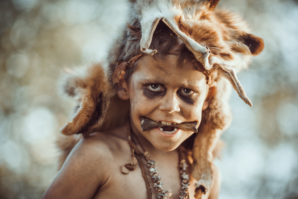 Дети архаичных людей умели пользоваться зубочистками.Вокруг Света. Украина