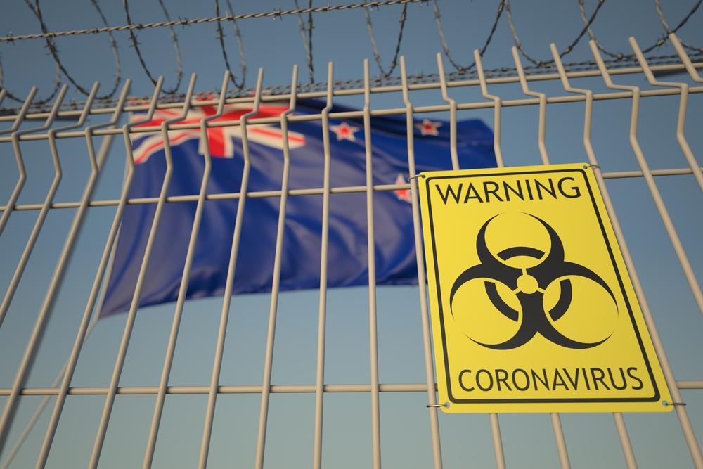 Новая Зеландия ввела национальный локдаун из-за одного случая COVID-19.Вокруг Света. Украина