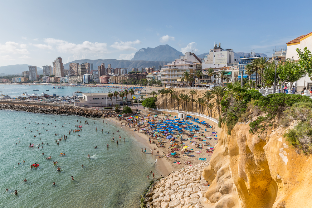 туры в Испанию Бенидорм