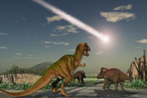 Геохимики нашли родину астероида, убившего динозавров