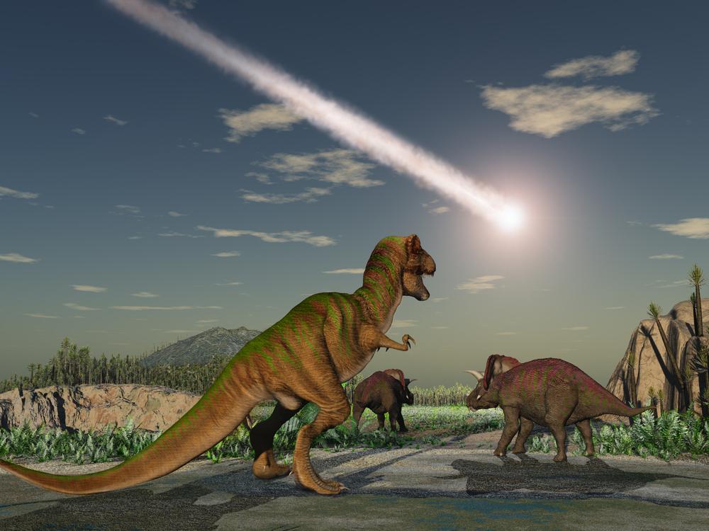 Геохимики нашли родину астероида, убившего динозавров.Вокруг Света. Украина