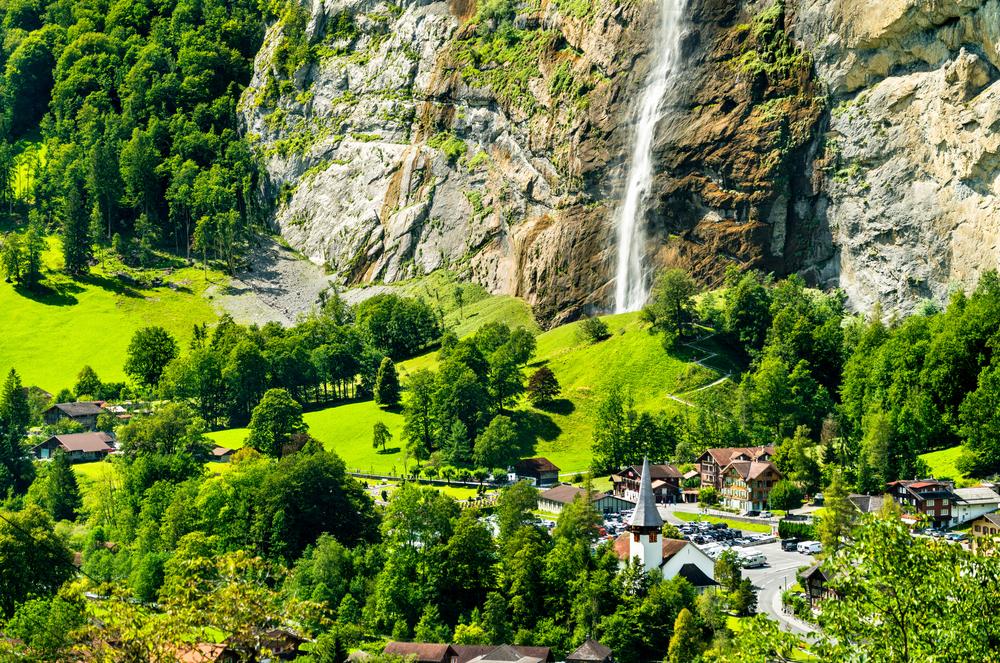 Топ-7 самых впечатляющих водопадов Европы.Вокруг Света. Украина