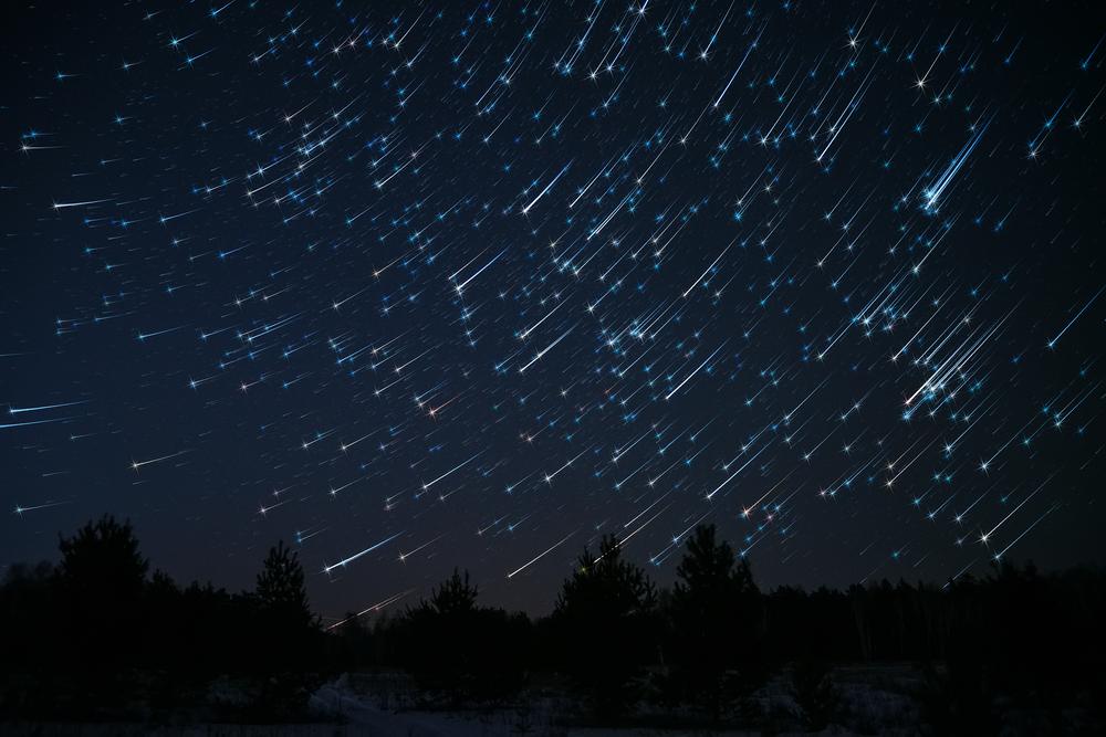 Астрономы зафиксировали редчайшее скопление метеороидов