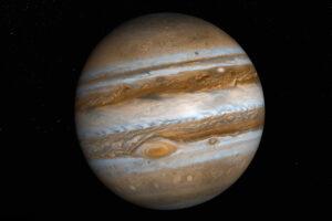 Атмосферу Юпитера нагревают полярные сияния, которые подпитывает его луна Ио