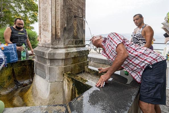 Европейский рекорд: на Сицилии зафиксировали 48,8 °C.Вокруг Света. Украина