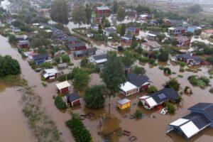 В аномальных ливнях и паводках в Европе виноват человек: исследование
