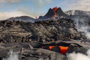 Древние вулканы способствовали появлению кислорода в атмосфере Земли