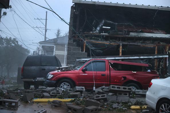 На США обрушился смертельный ураган Ида