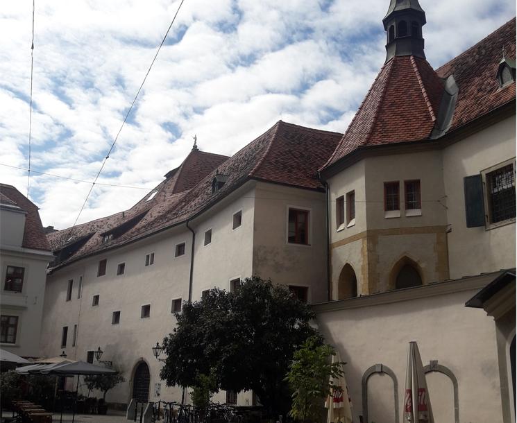 Грац монастырь