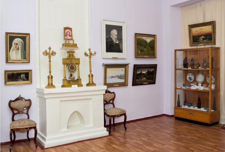 музей в Пархомовке