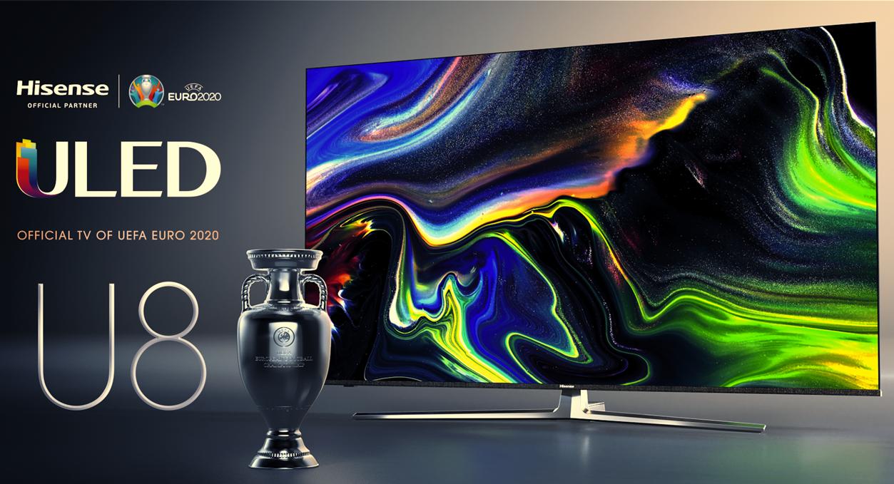 Hisense U8GQ визнано найкращим сімейним телевізором за версією провідних експертів галузі.Вокруг Света. Украина