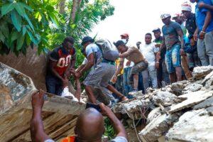 На Гаити произошло мощное землетрясение: погибли сотни людей