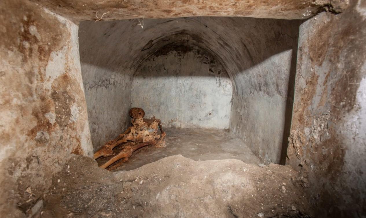 В Помпеях найдены мумифицированные останки раба, сделавшего карьеру.Вокруг Света. Украина