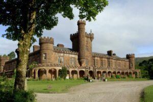 В Шотландии продают замок за € 1