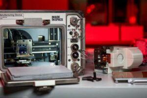 На МКС прилетел 3D-принтер для печати объектов из лунного грунта