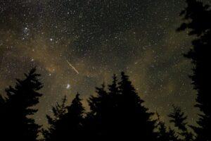 NASA опубликовала карту крупных метеоров за последние 30 лет