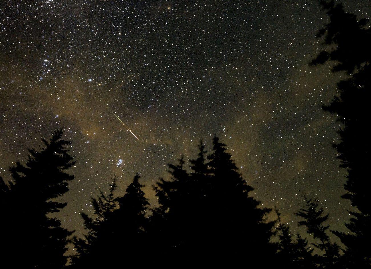 NASA опубликовала карту крупных метеоров за последние 30 лет.Вокруг Света. Украина