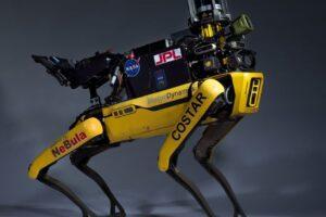 NASA отправит робота-собаку Boston Dynamics Spot искать жизнь в пещерах на Марсе