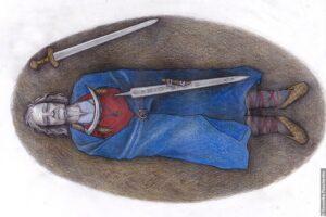 Тесты ДНК раскрыли тайну финского воина, похороненного в женской одежде