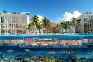 Мегапроект: у побережья Дубая создадут гигантский коралловый риф