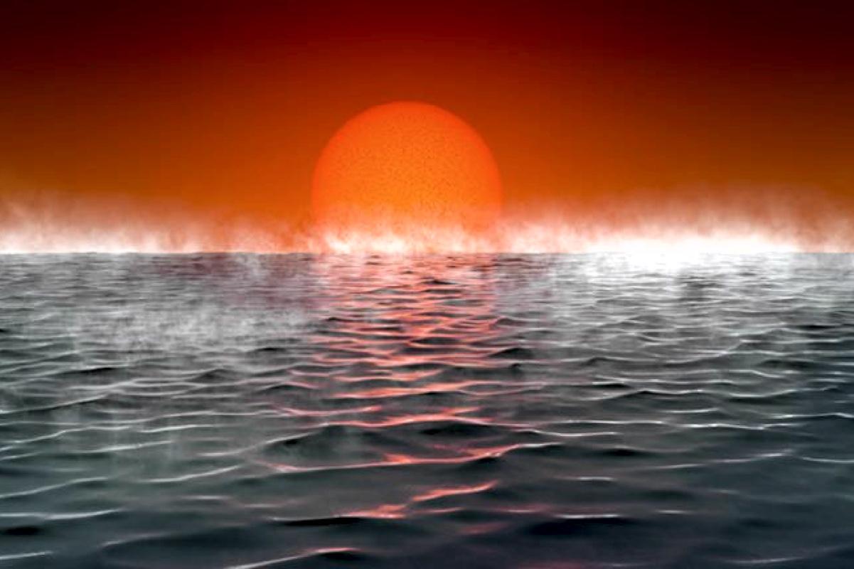 Астрономы открыли новый тип потенциально обитаемых планет.Вокруг Света. Украина