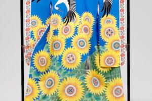 Япония создала кимоно в честь Украины