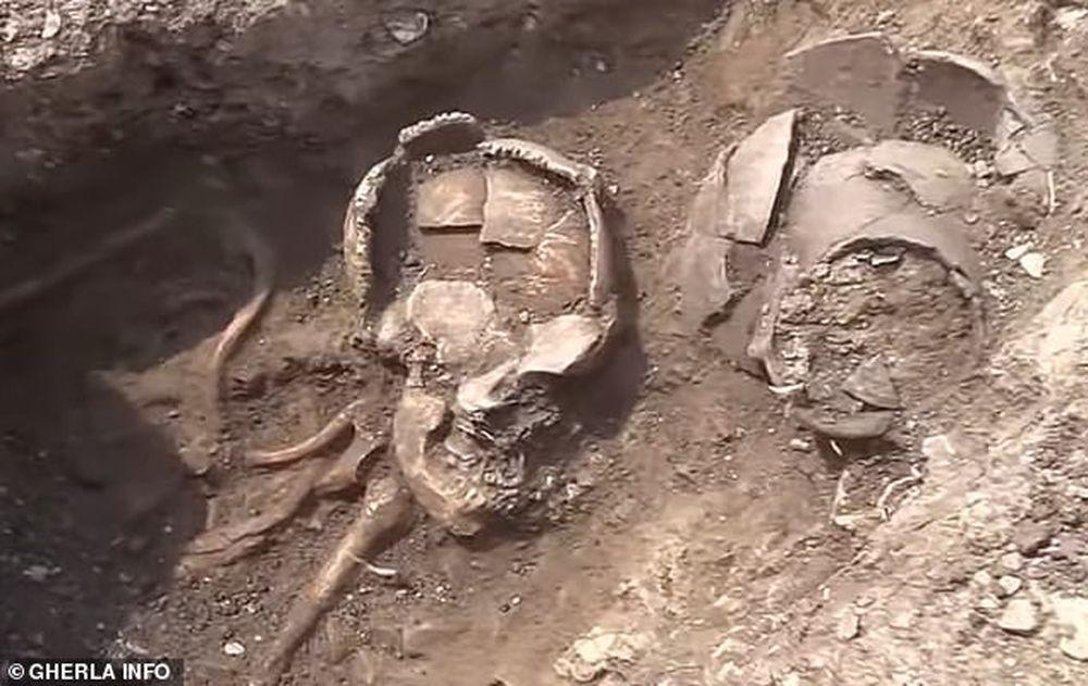 В Румынии рабочие-строители нашли сразу два древних поселения.Вокруг Света. Украина