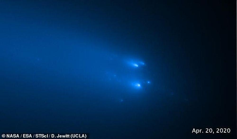 Комета ATLAS оказалась одним из осколков древней гигантской кометы.Вокруг Света. Украина