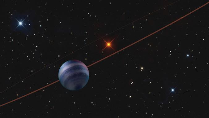 Астрономы обнаружили рекордно близкую к Земле экзопланету