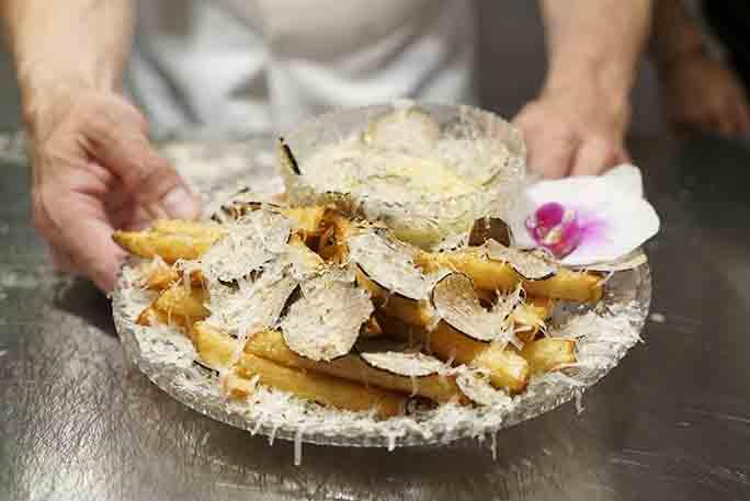 Золото и трюфели: в Нью-Йорке готовят самый дорогой картофель фри в мире.Вокруг Света. Украина