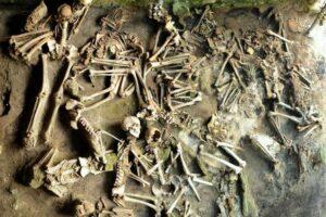 Антропологи описали различия в рационе женщин и мужчин Геркуланума, уничтоженного Везувием