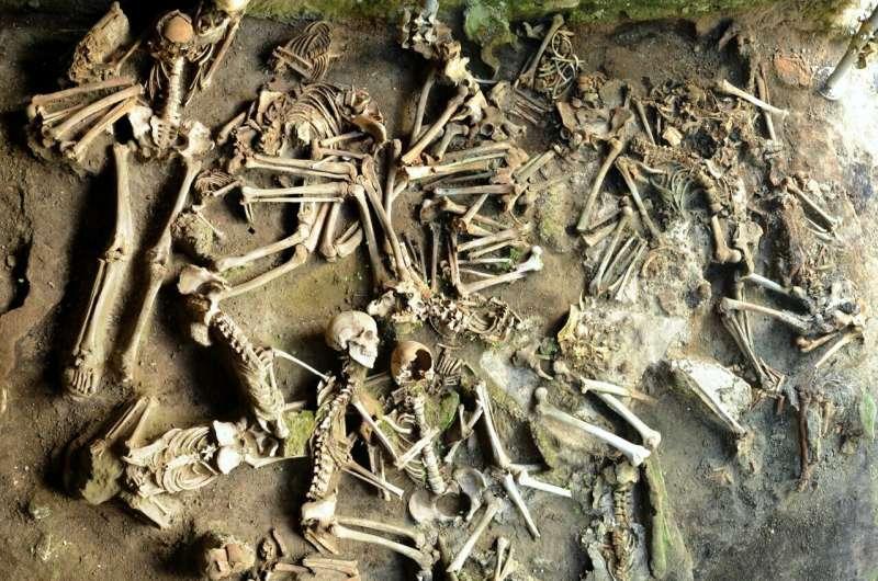 Антропологи описали различия в рационе женщин и мужчин Геркуланума, уничтоженного Везувием.Вокруг Света. Украина