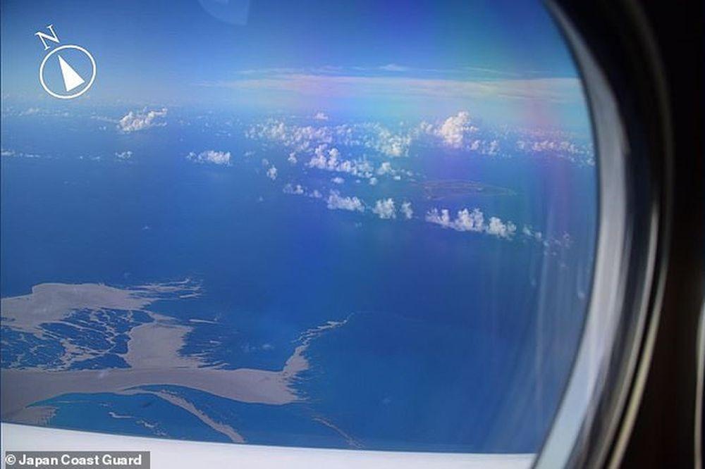 В Тихом океане недалеко от Японии появился новый остров.Вокруг Света. Украина