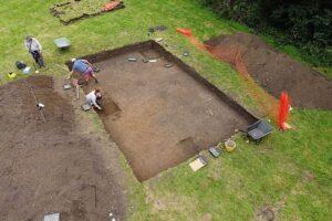В Британии раскопали монастырь королевы Кинетрит - правительницы древнего государства англо-саксов