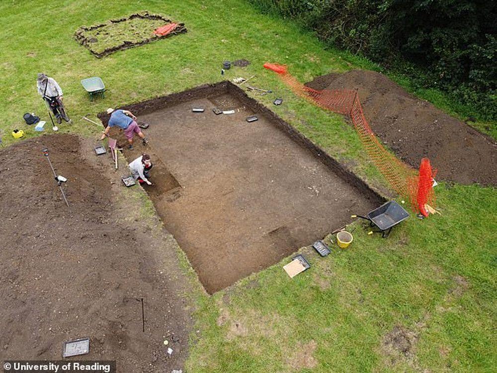 В Британии раскопали монастырь королевы Кинетрит - правительницы древнего государства англо-саксов.Вокруг Света. Украина