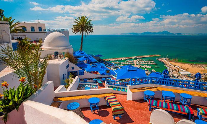 Туніс: відпустка з вау-ефектом.Вокруг Света. Украина
